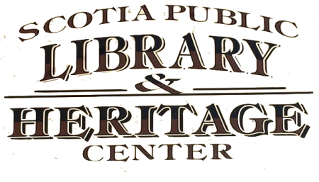 Digital archives of the Scotia Public Library and Heritage